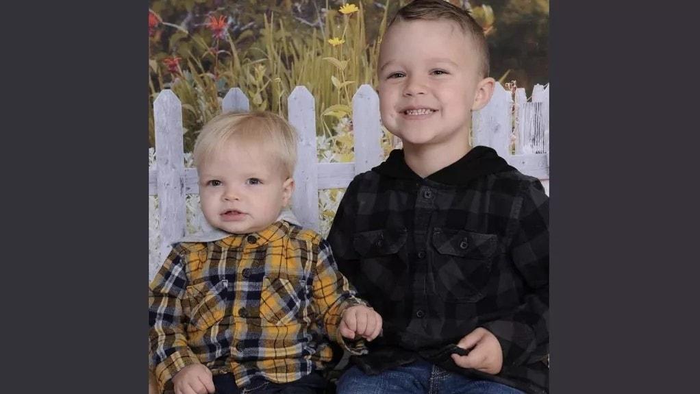 Alex et Olivier, les petites victimes de Wendake