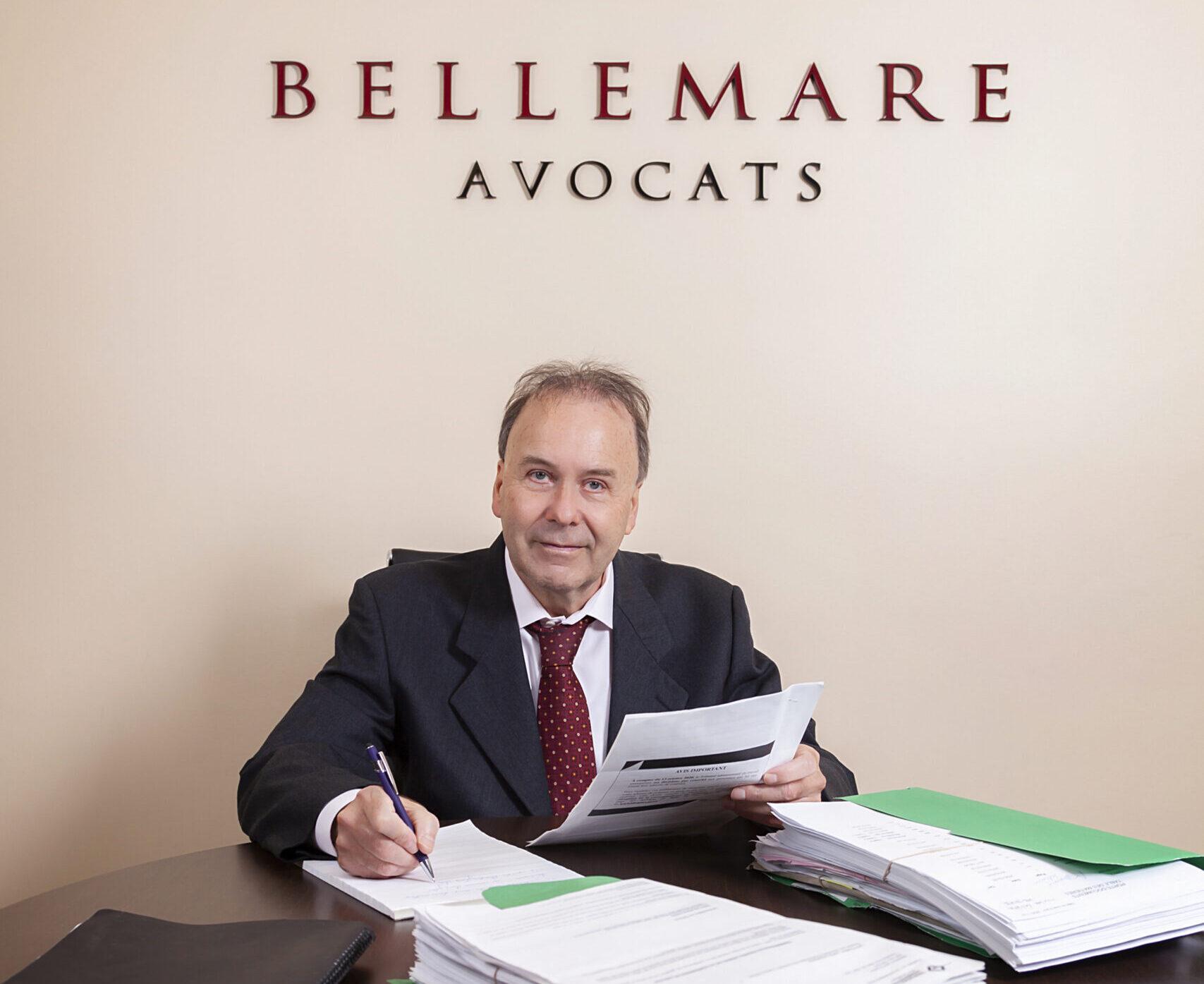 marc bellemare avocat projet loi 84
