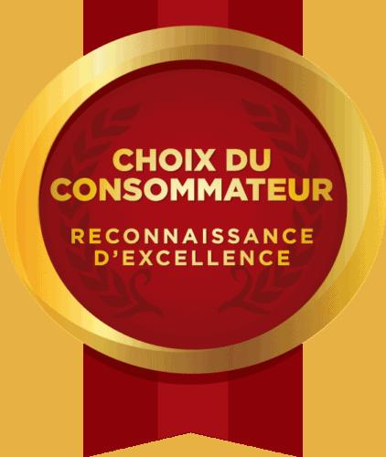 Reconnaissance d'excellence – Choix du consommateur -  Avocats dommages corporels